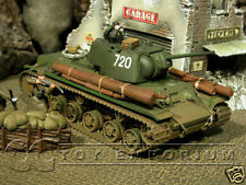 "RETIRED Forces Of Valor  - ""BRAND NEW""  Russian Heavy Tank KV-1"