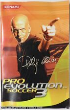Notice de PRO EVOLUTION SOCCER 3 pes 3 playstation 2 PS2 booklet manual livret