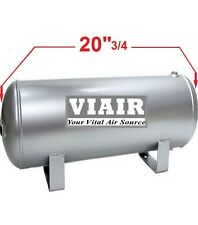 "Viair 91050 4X4 Off Road 5 Gallon Air Compressed Tank, Two 1/4"" & Two 3/8 Ports"