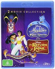 Aladdin: King Of Thieves / Return Of Jafar  - 2 Mo Blu-ray Region ALL