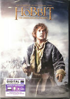 THE HOBBIT: THE DESOLATION OF SMAUG (DVD) >NEW< Ian McKellen