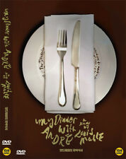My Dinner With Andre (2010 - Louis Malle, Wallace Shawn, Andre Gregory)  DVD NEW