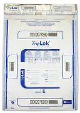 15x20 TripLok, clear, 50 Deposit Bags