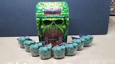 Masters Of The Universe MOTU ETERNIA MINIS Full Set Slime Pit He-Man w/ Box