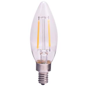 Lutec London E12 LED 2W Candle Outdoor Light Bulb 6V - Warm White