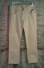 CAbi Jeans size 6 NWT women's Pants Pink Blush Lou Lou Style #874