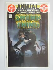Swamp Thing Annual #1 6.0 FN (1982 2nd Series)