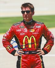 JAMIE MCMURRAY signed NASCAR 8X10 photo w/ COA A