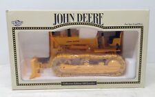 John Deere 420 Crawler Dozer Tractor w/ 62 Blade Collector Edition NIB ERTL 1/16