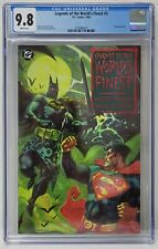 Legends of the World's Finest Issue #3 DC Comics 1994 CGC Graded 9.8 Comic Book