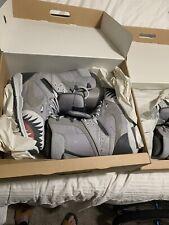 Nike Zoom-DK-QS- Danny Kass boot WARHAWK Snowboard Boots Size 9.5 Quickstrike