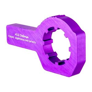 ALG Defense Barrel Nut Wrench - Aluminum Made In USA