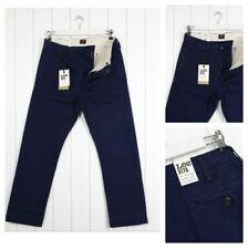 Pantalones de hombre azules azul W32
