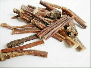 Dried Premium Quality Bulls Pizzle 100% Natural Bully Sticks Chews
