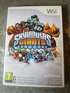 Skylanders Giants WII - Game