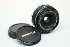 Olympus OM Zuiko 28mm f2.8 Wide-Angle Lens for OM series film cameras & adapters