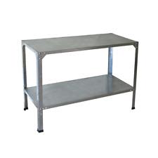 Steel Work Bench Workshop Table Garage Storage Heavy Workbench 20in x 45in x31in
