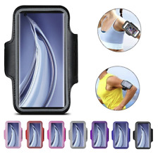 Running Arm Band Holder For Samsung Galaxy S20 S10 S9 S8 Touchscreen Waterproof