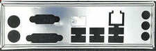 Intel  I/O IO Shield Blende backplate Intel DG43NB Motherboard #G691 XH