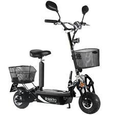 Rolektro eco-Fun 20 V.2 SE, Schwarz faltbarer Elektroroller Seniorenmobil Roller