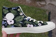 Converse All Star Black Cherry Blossom  / EGRET 70 Sneakers 160518c size 12 mens