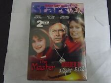 ~BEFORE THEY WERE STARS: THE MASTER & MURDER ON FLIGHT 502 (DVD, 2005) NEW!~