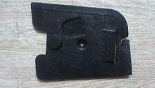 1 Verkleidung Abdeckung links Sicherheitsgurt Polo1 Audi50 Derby1 861 019 823