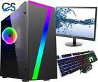 ✅ Cit Seven Gaming Computer Pc Bundle Intel Core I5 16gb 1tb Gtx 1650 19'' Led ✅