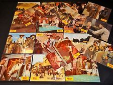 POKER AU COLT g hilton  jeu 18 photos lobby cards cinema western spaghetti 1968