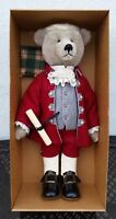 GARY NETT THOMAS JEFFERSON HISTORICAL MOHAIR LIMITED EDITION #8 BEAR