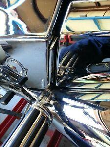 Honda Rune Passenger Brackets