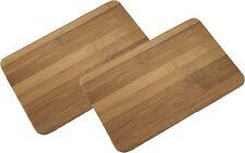 """Homestyle juego de tablero de corte """"Borneo"""" 100091,2 Piezas,Madera de bambú,"""