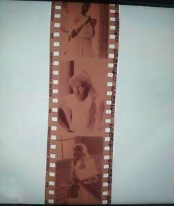 35mm Film Negative Portrait Pinup Girl Original (6 shots)