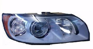 New Volvo V50 (2004-2007) Headlamp / Headlight - Right