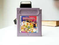 GAME BOY GALLERY | NINTENDO GAME BOY | CARTRIDGE, CASE AND BOOKLET