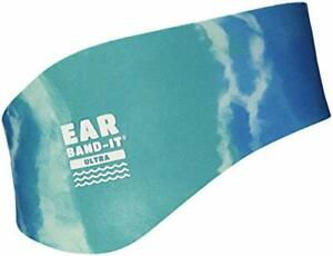 EAR BAND-IT Ultra Tie Dye Swimming Headband – ONLY Swim Ear Band Invented by ENT