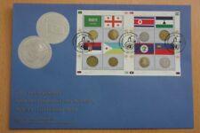 Münzen, Flaggen - UNO Genf - 1 FDC 2012