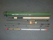John Wilson Rovex 11' Barbel Quiver 5pc Travel fishing rod + Cordura Tube
