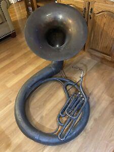 1915 Frank Holton Sousaphone -  Chicago - Vintage Brass
