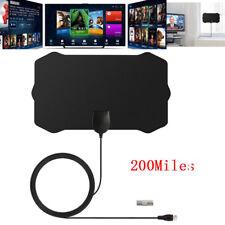 US Indoor ATSC/DVB-T2 Antenna TV Digital HD Skylink 4K Antena Digital HDTV 1080P