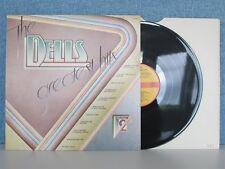 THE DELLS- Greatest Hits Volume 2 LP (1974 EX Vinyl Cadet) Best of/Soul Doo Wop