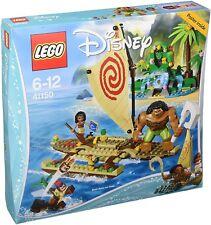 Last minute holiday gift LEGO Disney Princess Moana's Ocean Voyage 2016 (41150)