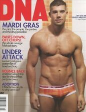 DNA Magazine #122 gay men swimsuit JASON GREGORY VERDOES