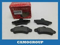 Pills Rear Brake Pads Pad Fritech For FORD Mondeo MK1