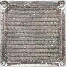 Filtro Antipolvere Lavabile Ventola 80 x 80 mm Intelaiato Alluminio 8x8 80MM FAN