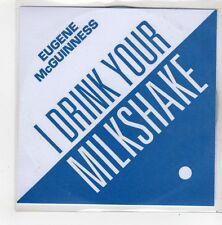 (FN546) Eugene McGuinness, I Drink Your Milkshake - 2014 DJ CD