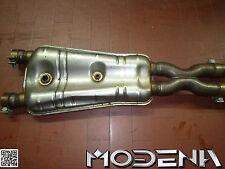 Exhaust Medium Pot Exhaust Silencer Muffler Maserati 4200 Coupe Spyder Gransport