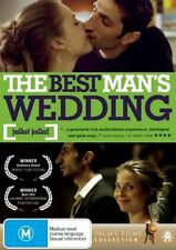 Best Man's Wedding (DVD, 2008) Palace Films Collection - New  Region 4