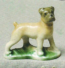 WADE BOXER DOG, WHIMSIES SET 7, 1957-1959