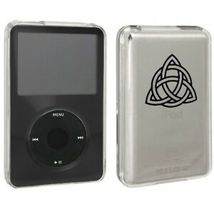 For Apple iPod Classic Hard Case 6th 80 120 7th 160gb Triquetra Celtic Knot
